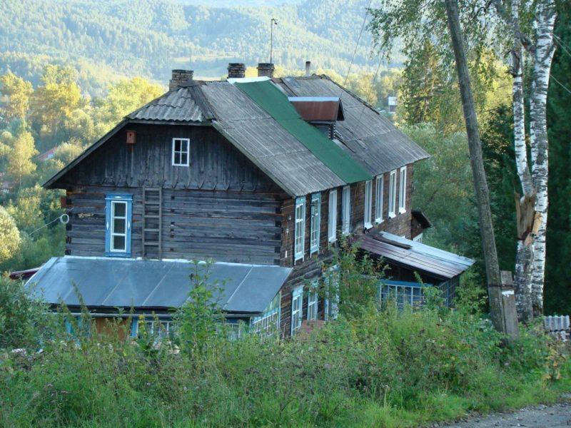Самые малонаселенные города России