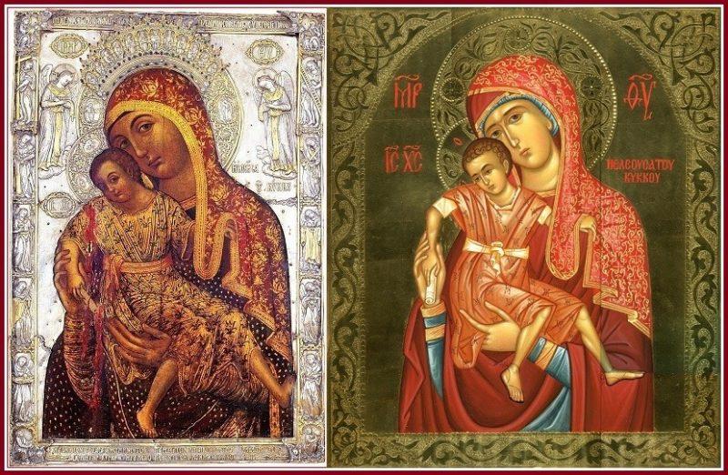 Иконы с Кипра