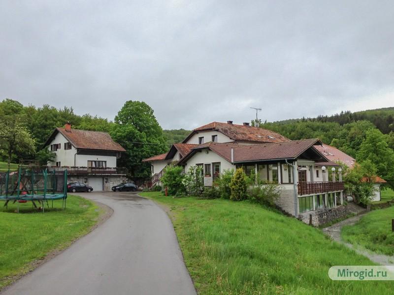 Словения, ферма