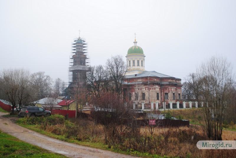 Троицкий собор Яхрома