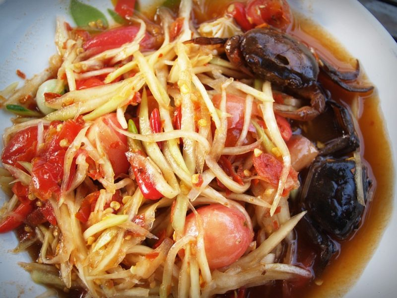 Тайская кухня: 5 блюд из Страны улыбок