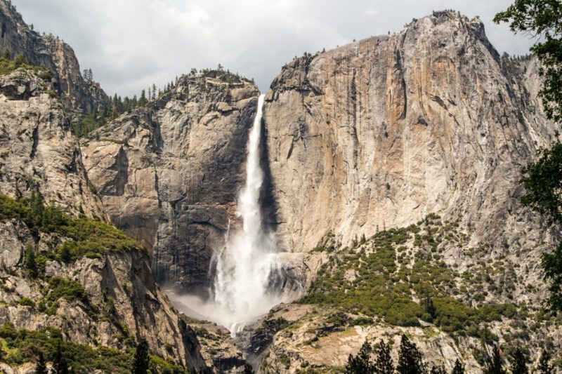 10 красивейших водопадов мира